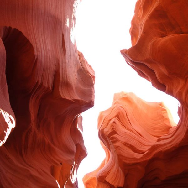 Antelope Canyon 2 subligraphie de Marine Antic