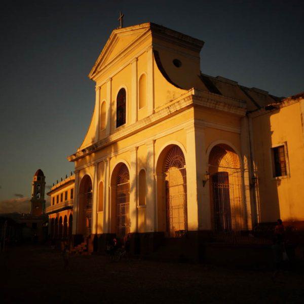 Eglise Trinidad de Marine Antic
