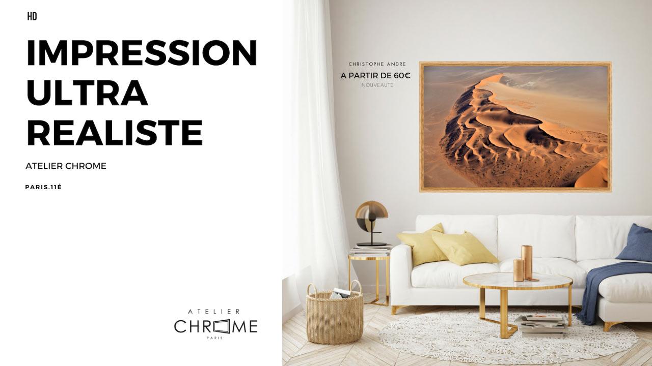 Dunes de Christophe André - Atelier Chrome